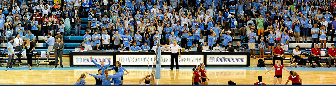 Carolina Volleyball Camps